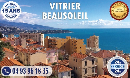 Vitrier Beausoleil