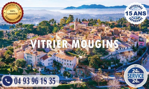 Vitrier Mougins