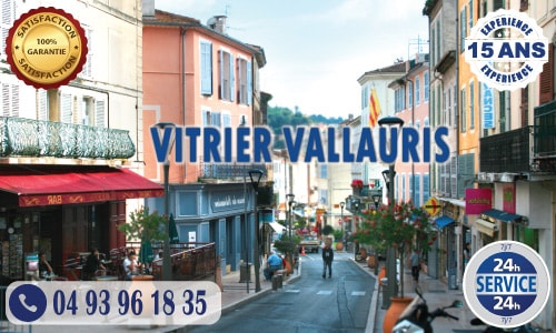 Vitrier Vallauris